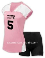 Women's volleyball uniform