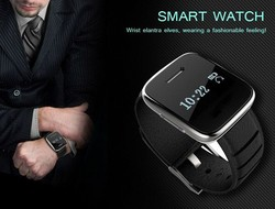 Genuine Leather Bluetooth Watch For Iphone Bluetooth Watch For iPhone/android Phones