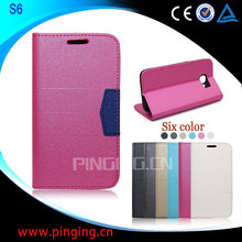 Factory In China Mobile Phone Accessory for Samsung Galaxy S6 Phone Accessory Wholesale