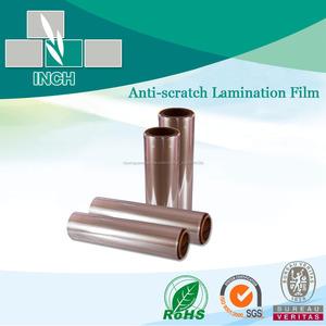 Matte resistente A Riscos/Chinelo livre película de estratificação térmica 30 micron
