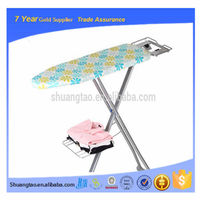 Fashion product ironing board wall mounted foldable, wall mounted folding ironing board, folding ironing board with step ladder