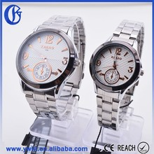 Hot new product for 2015 wholesale alibaba watches couple