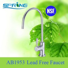 AB1953 lead free NSF kitchen faucet manufacturers
