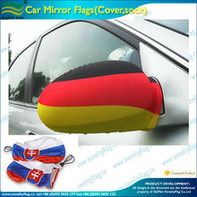 Germany national flags car mirror cover