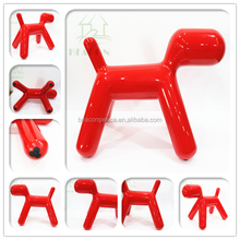 Replica Eero Aarnio cute lovely animal shape childrens plastic puppy chairs