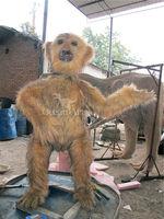 Life Size Animatronic Monkey