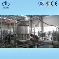 automatic vacuuming packing and nitrogen charging machinery
