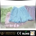 venda quente seersucker atado girls shorts