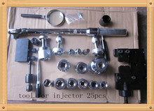 common rail tool kit for common rail injector and pump 25pcs