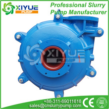 Single-stage slurry pump for lead and zinc mine
