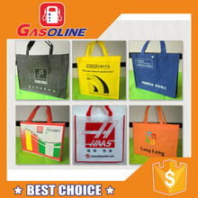 Various classical high quality waterproof canvas shopping bag