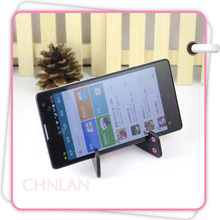 Promotion Gifts Colorful Foldable Mobile Phone Display Stand Phone Holder Smartphone Desk Stand