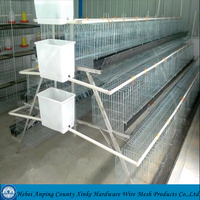 pigeon breeding cages / chicken egg layer cages