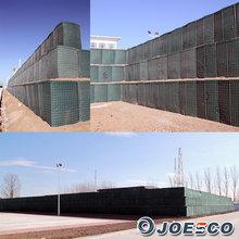 Hesco barrier,miltary barrier,box bastion of JOESCO