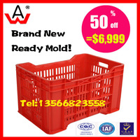 used plastic crate mould for sale