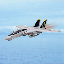 2014 Christmas big sale EFLY-6B 2 2.4GHz F-14 Jet R/C Model Airplane art tech rc model on sale