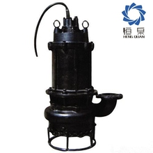 ZJQ type China manufacturer centrifugal electric submersible slurry pump