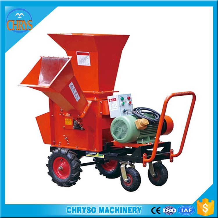 Maquina de triturar madera