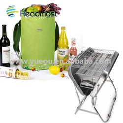 Hot Sale Made in China Hangzhou Custom Logo Cheap Solar Powered Bottle Cooler Bag