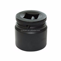 """Special carbon steel impact socket 3/4"""" special safety toos 45#steel socket 40 Cr wrench"""