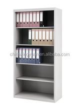 Designers FC-F18 type metal cupboards high office filing cabinet with open shelves