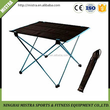 Multi-Purpose portable folding table for camping ,picnic ,beach,garden ,light weight aluminum foldable tabl