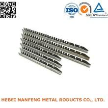 Manufactured punching hardware desk bracket accessories