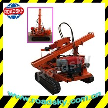 Small Sheet Pile Driving Machine, Portable Water Well Drilling Equipment