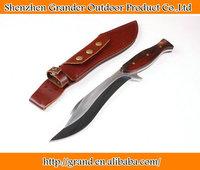 Explorer Fixed blade survival knife 5CR15MOV Steel knife straight hunting knife 6013