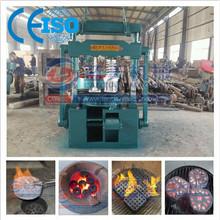 Low cost honeycomb charcoal coal making machine