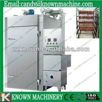 smoked chicken equipment with capacity 100kg per time