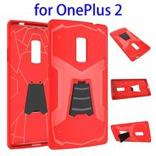 Professional superior TPU mobile phone case for OnePlus 2 with kickstand