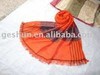 cotton polyester shawl/scarf