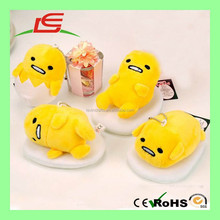 Factory directly plush toy chicken lays eggs softyellow chicken toys material yellow chicken toys
