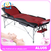 2'' pad portable massage table therapy couch bed PU cover