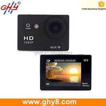 "2015 New Hot 2.0"" FHD 1080p 140 Degree 30M Waterproof H.264 Wifi Camera SJ5000"