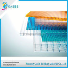 Quality Guaranteed factory directly polycarbonate patio cover