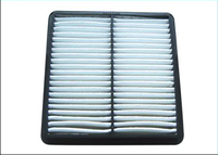HOT SALE automotive spare parts 96182220 pp material air filter for daewoo
