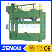 400T cold press machine for plywood/wood-based panel machinery/cold press moulding door