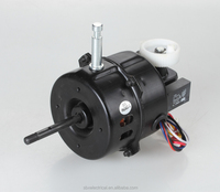 High speed electric fan motor