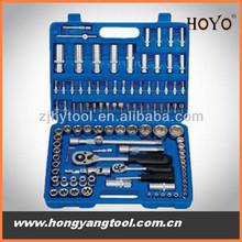 108 pc caso llave de herramientas para el hogar de la mecánica de hardware kit de herramientas