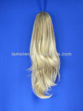 Claw Clip Ponytail PN-0141