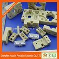 Isolamento térmico resistência eléctrica cerâmica esteatita parte, componenteisolador