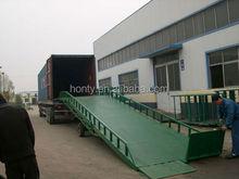 6 T utilizado camión móvil portátil rampas de carga venta