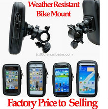 Weather Resistant Bike Mount Case ,waterproof case for mobile phone