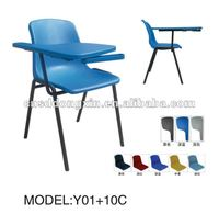 powerful and elegant student chair writing tablet