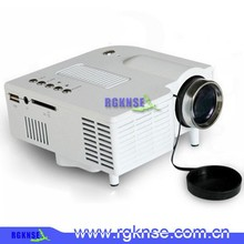 2015 Cheap mini portable 1000 lumens 3d projector for home use,business and school education