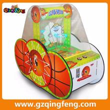 Qingfeng GTI discount arcade ticket redemption kids amusement basketball games