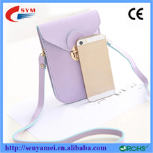 Universal mobile phone bags for Iphone 6 plus 4.7 and 5.5 inch