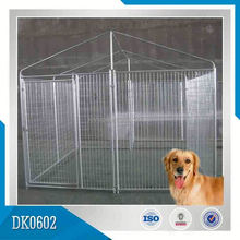 Direct From FactoryFine Price Galvanized Outside Dog Kennel